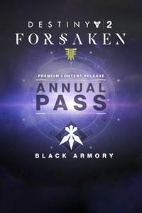 Destiny 2: Forsaken Annual Pass - Black Armory
