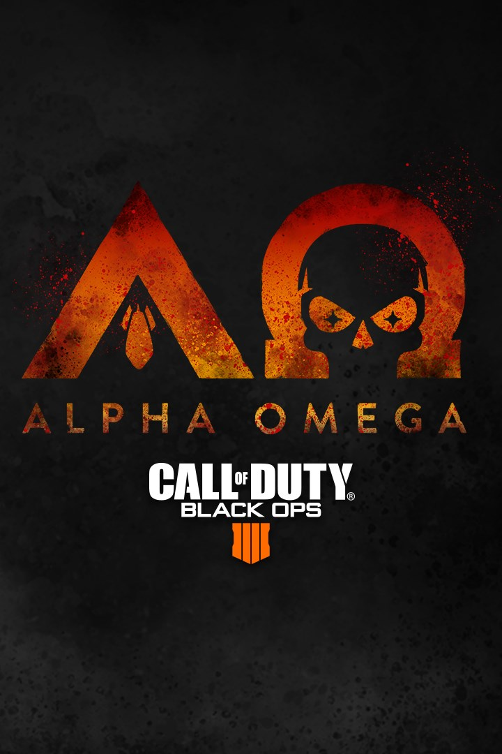 Buy Call Of Duty Black Ops 4 Alpha Omega Microsoft Store