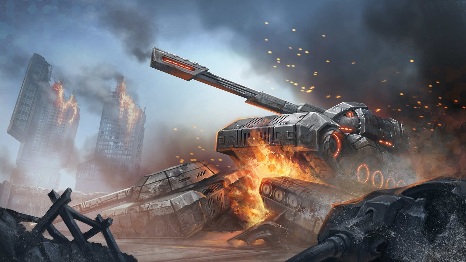 4k Wallpapers World War Z Game: Get Iron Tanks: Battle Online