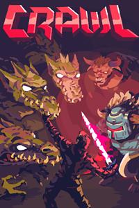 Carátula para el juego Crawl de Xbox 360