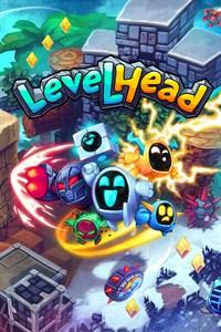 Carátula para el juego Levelhead de Xbox 360