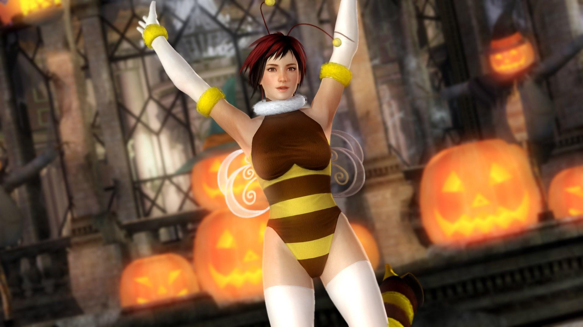 DOA5LR Mila Halloween Costume 2015