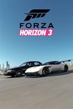 """forza horizon 3 """"the smoking tire""""-autopaket kaufen – microsoft"""