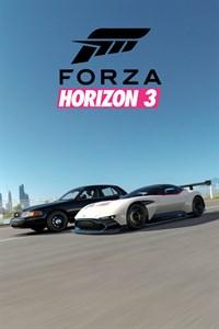 Forza Horizon 3 2010 Ford Crown Victoria Police Interceptor