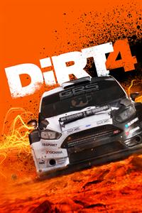 Carátula para el juego DiRT 4 de Xbox 360