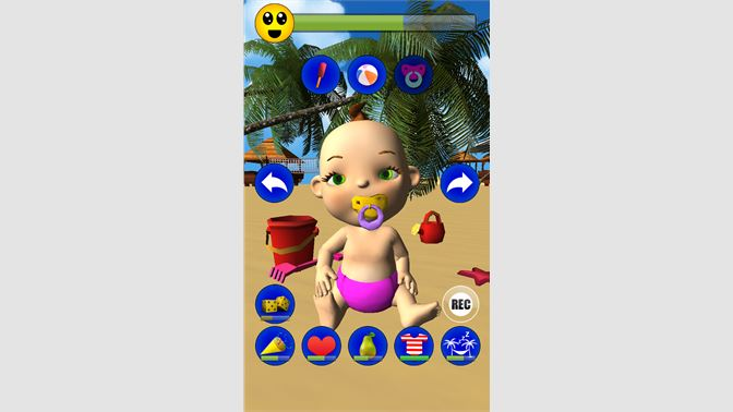 Get My Baby Babsy at the Beach 3D - Microsoft Store