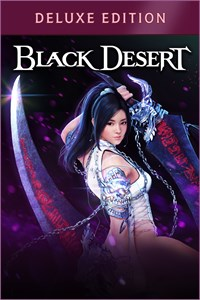 Carátula del juego Black Desert - Deluxe Edition