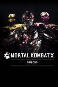 Carátula del juego Triborg