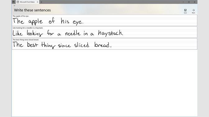 Get Microsoft Font Maker Microsoft Store