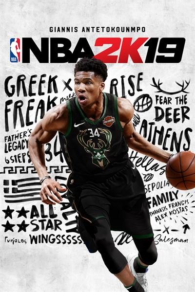 NBA 2K19 Pre-Order