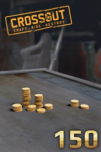 Crossout - 150 Coins