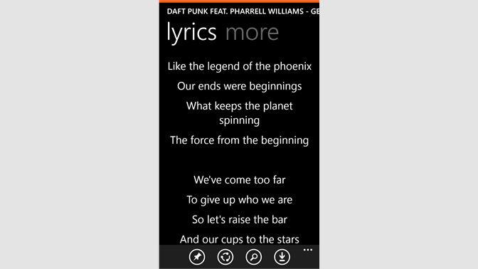 Get Musixmatch Lyrics - Sing along Spotify, iTunes, Windows