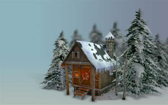 Remix 3D Winterscapes screenshot 4