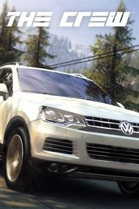 Volkswagen Touareg NF 2011 Car Shipment