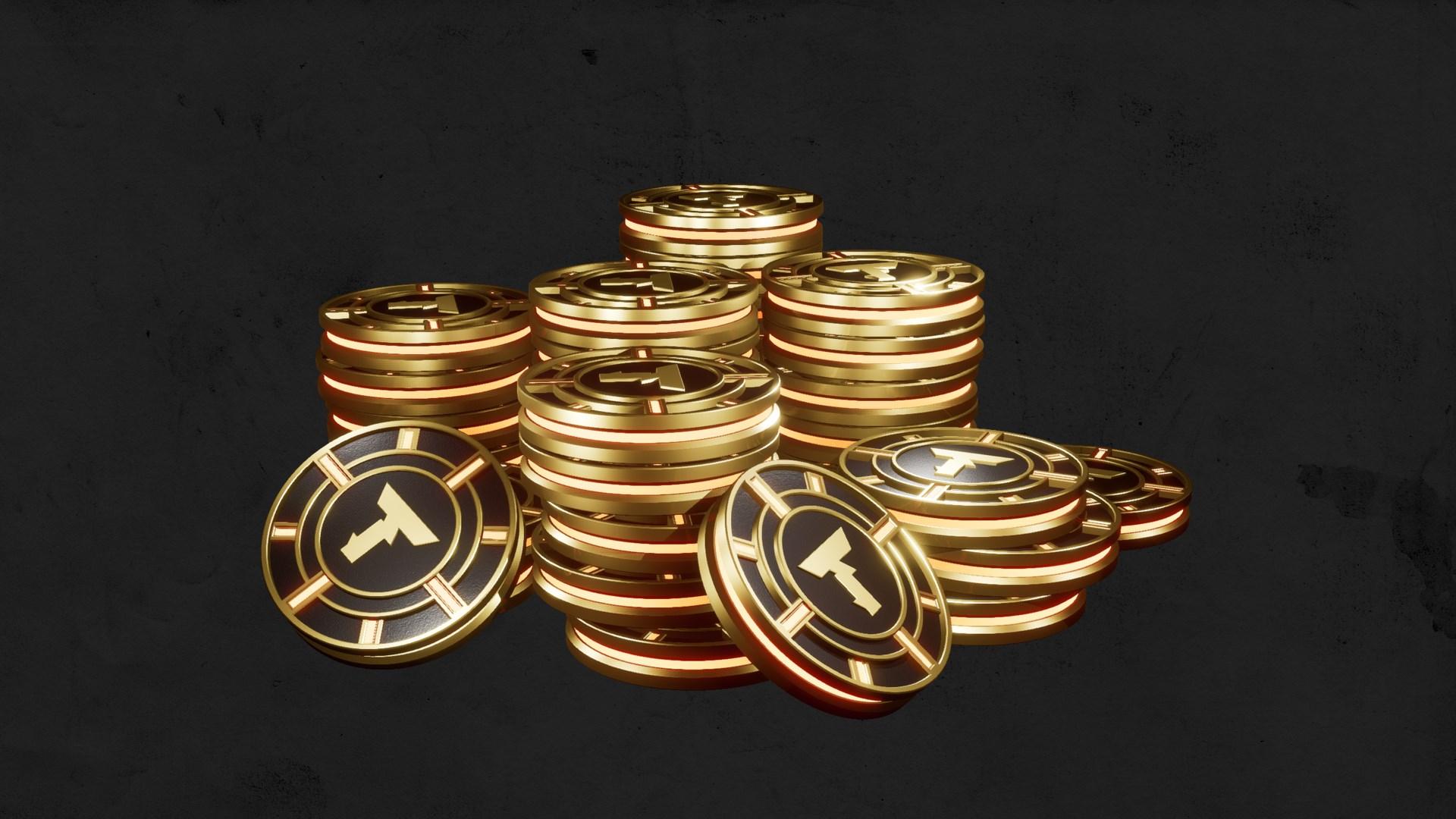 5000 премиальных жетонов + 1200 (бонус)