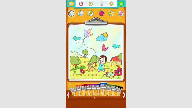 Bahar Boyama Oyunları Al Microsoft Store Tr Tr