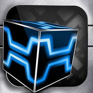 Geometry Cube Rush - Racing Cube Jump Game