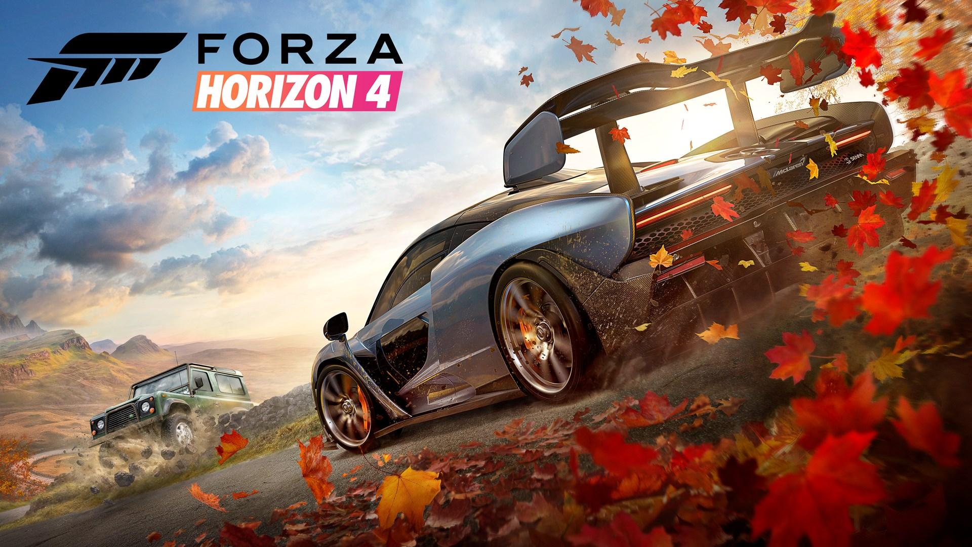 Скриншот №5 к Forza Horizon 4 стандартное издание