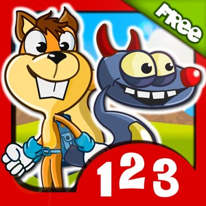 Get Educational math games for kids -4 to 12 years old