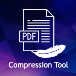 PDF Compression Tool Logo