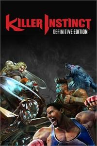Carátula para el juego Killer Instinct: Definitive Edition de Xbox 360