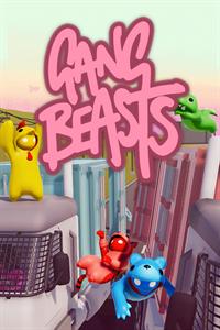 Carátula para el juego Gang Beasts de Xbox 360