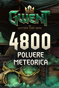 GWENT – 4.800 polvere meteorica