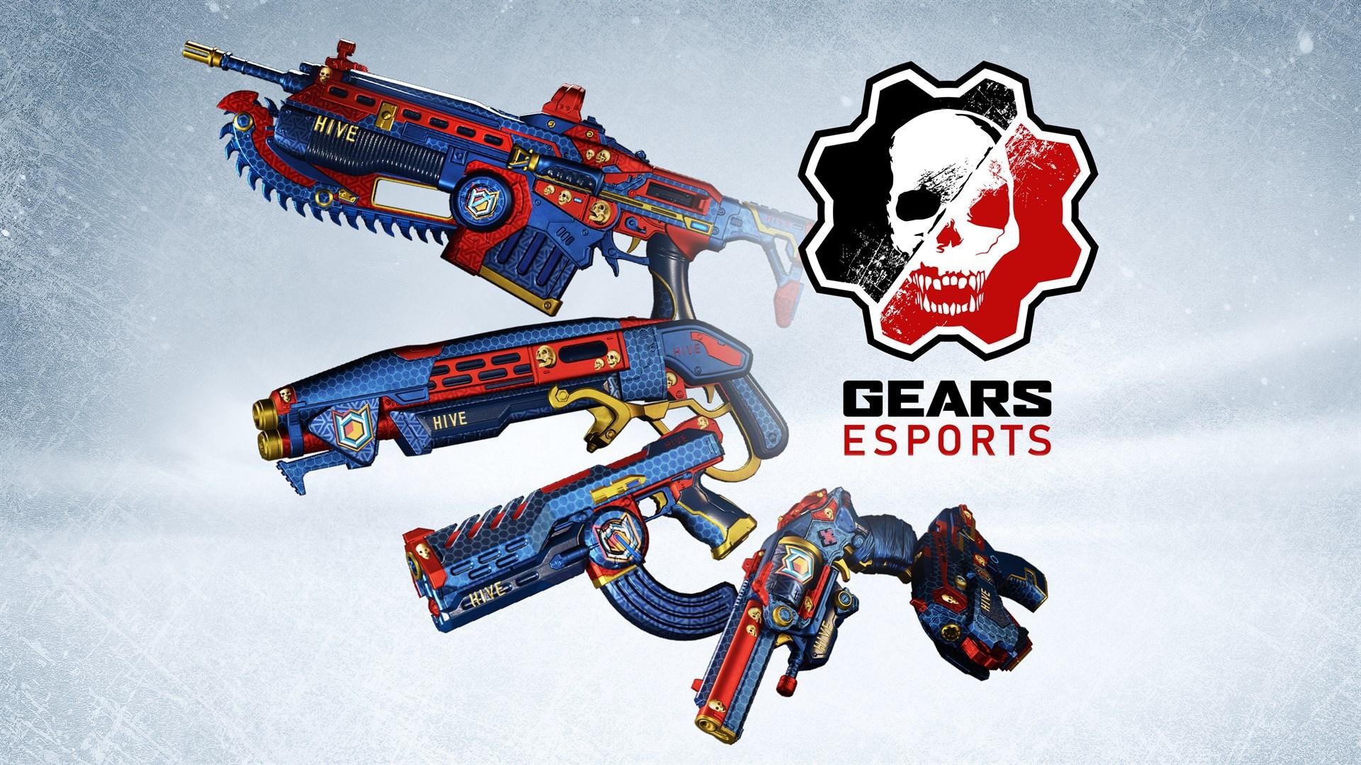 Gears Esports – Hive Loadout Set