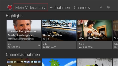 Save.TV Screenshot