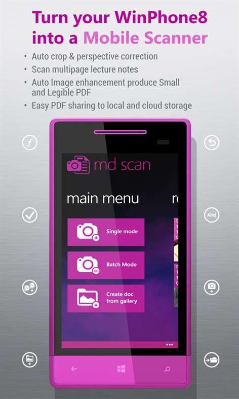 Get mdscan free microsoft store screenshot fandeluxe Images