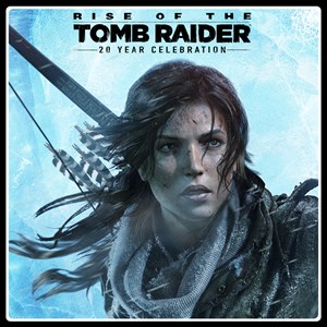 Rise of the Tomb Raider: Edición 20 aniversario Xbox One