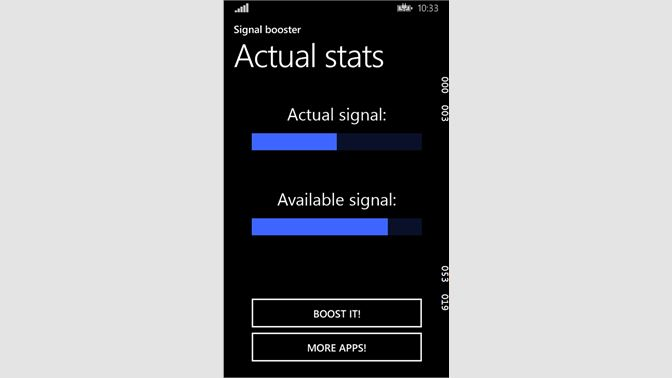 Get Signal Booster for free - Microsoft Store