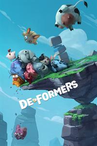 Carátula del juego Deformers