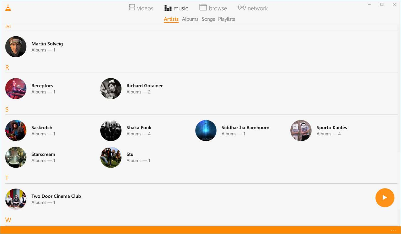 VLC for the Xbox One submitted to the store 7