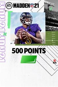 MADDEN NFL 21 - 500 Madden Puanı