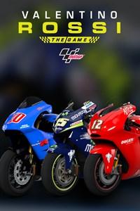 Carátula del juego MotoGP Legendary Bikes