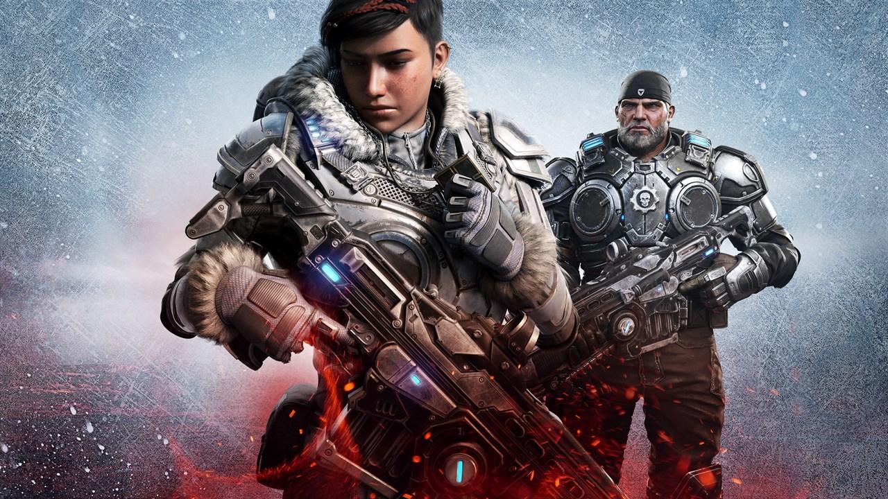 Buy Gears 5 - Microsoft Store en-IN