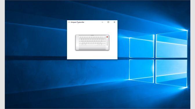 Buy Ampare Typewriter Keyboard Sound - Microsoft Store