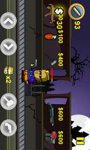 Zombieville screenshot 6