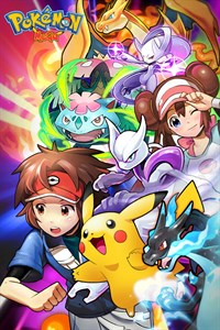 Pokemon Mega: Monster Evolution