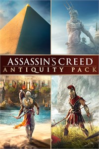 Carátula del juego Assassin's Creed Antiquity Pack