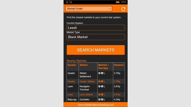 Buy Elite: Dangerous - Trading Guide - Microsoft Store en-JM