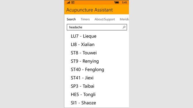شراء Acupuncture Assistant - Microsoft Store ar-SA