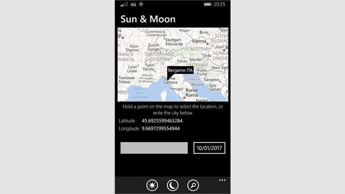 Get Sun & Moon - Microsoft Store
