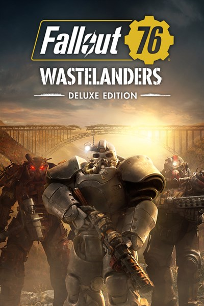 Fallout 76: Wastelanders Deluxe Edition