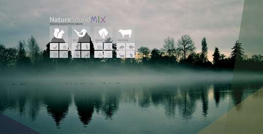 NatureSoundMix screenshot 2