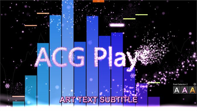 ACG Player beziehen – Microsoft Store de-DE