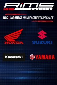RiMS Racing: Japanese Manufacturers Package Xbox Series X S