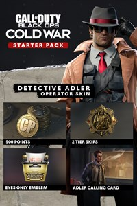 Call of Duty®: Black Ops Cold War - Starter Pack