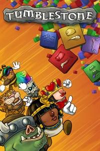 Carátula para el juego Tumblestone de Xbox 360